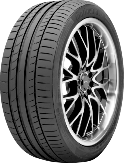 245/45R17 95W CONTINENTAL FR MO CONTISPORTCONTACT 5