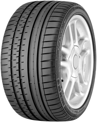 215/35R18 CONTINENTAL FR CONTISPORTCONTACT 2 XL
